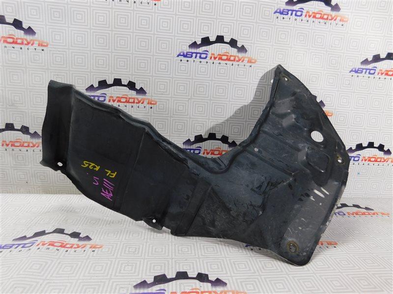 Защита двигателя Toyota Sprinter Carib AE111-7013083 4A-FE 1996 передняя левая