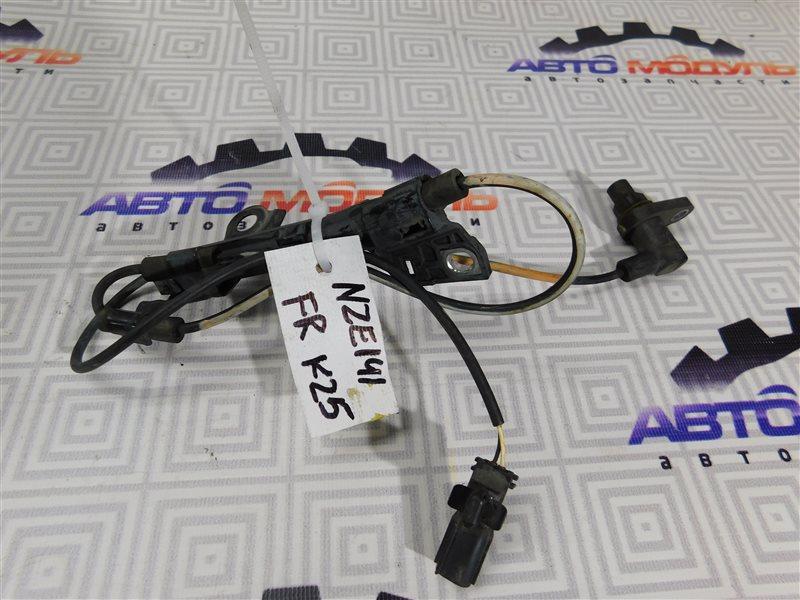 Датчик abs Toyota Corolla Fielder NZE141-9018138 1NZ-FE 2007 передний правый