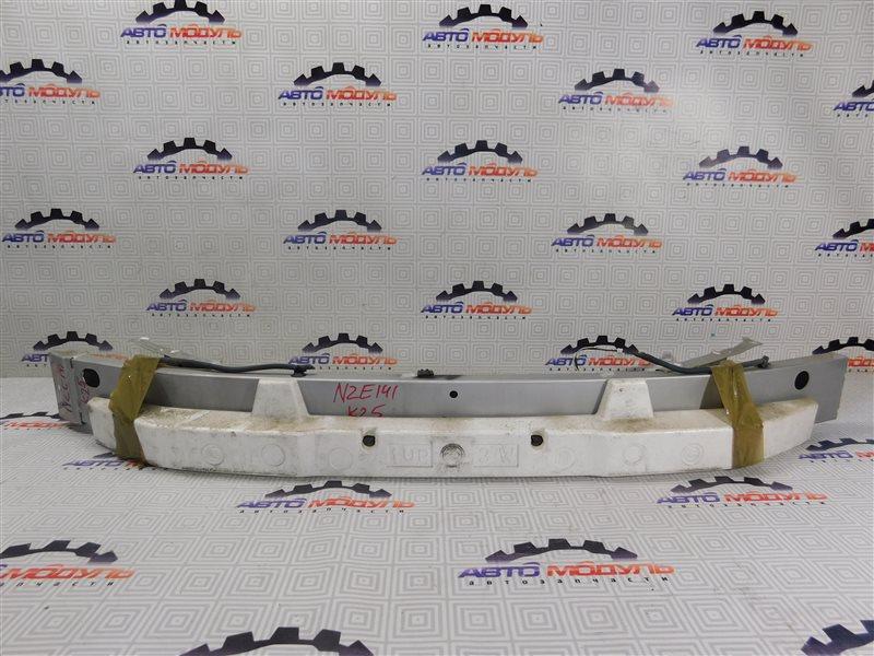 Усилитель бампера Toyota Corolla Fielder NZE141-9018138 1NZ-FE 2007 передний
