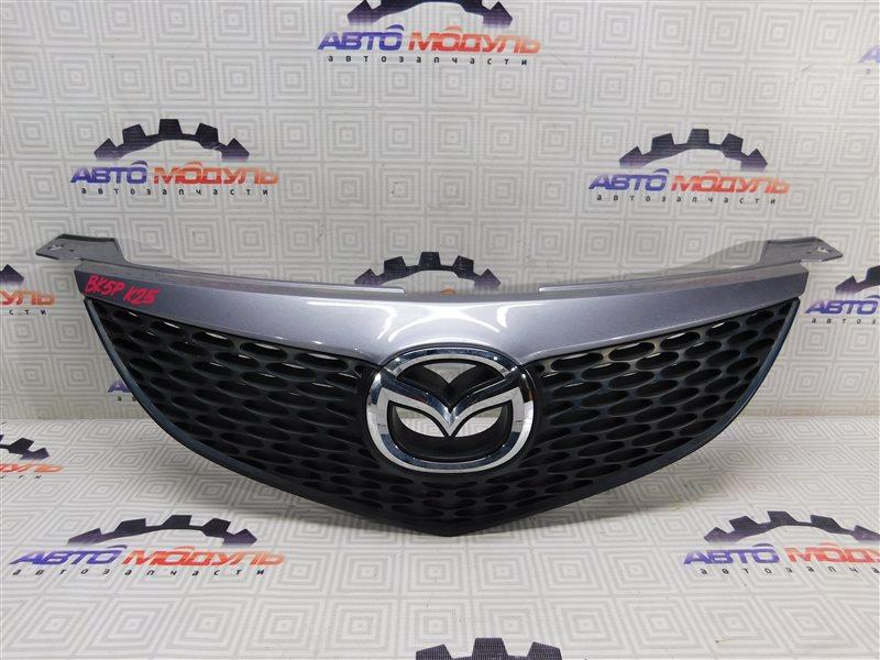 Решетка радиатора Mazda Axela BK5P-210591 ZY-VE 2005