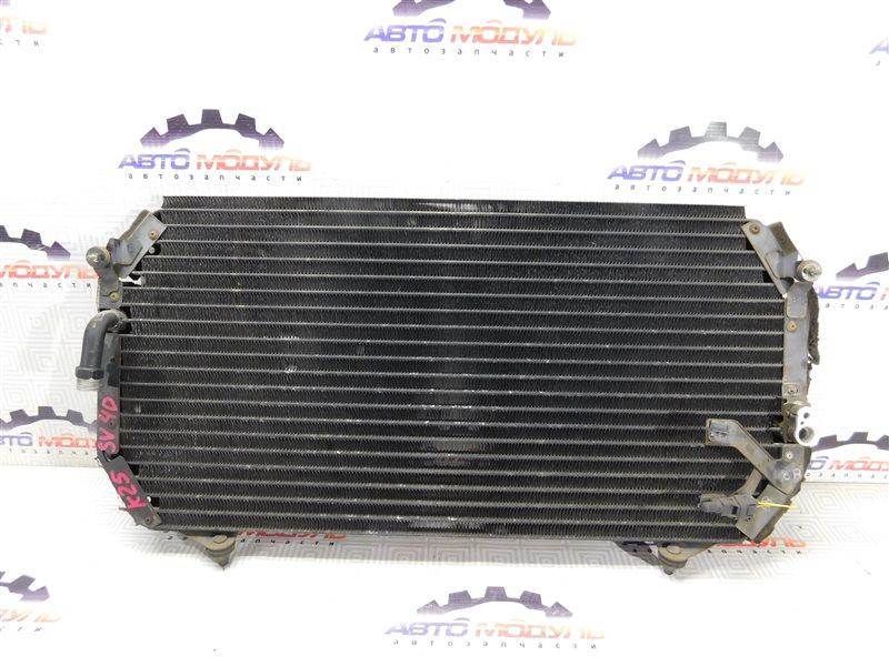 Радиатор кондиционера Toyota Camry SV40-0098658 4S-FE 1996