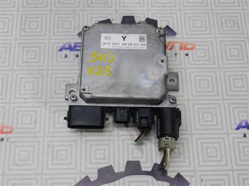 Блок управления рулевой рейкой Subaru Forester SHJ-018018 FB20 2011