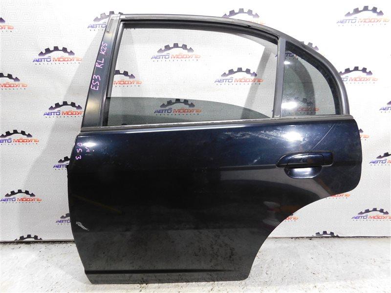 Дверь Honda Civic Ferio ES3-1001451 D17A 2001 задняя левая