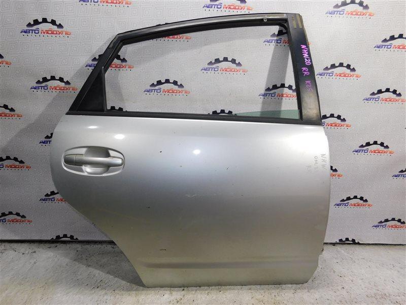 Дверь Toyota Prius NHW20 задняя правая