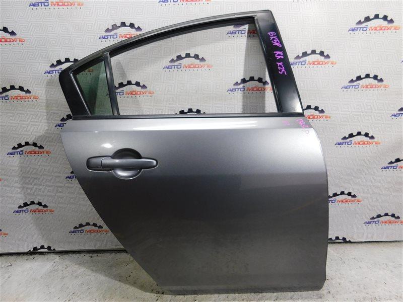 Дверь Mazda Axela BK5P-210591 ZY-VE 2005 задняя правая