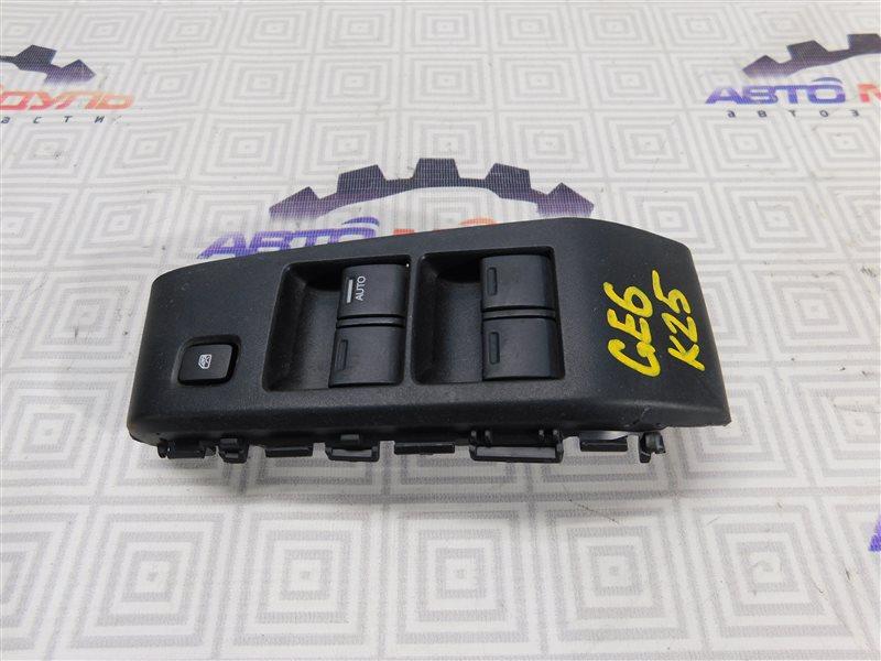Блок упр. стеклоподьемниками Honda Fit GE6-1171609 L13A передний правый