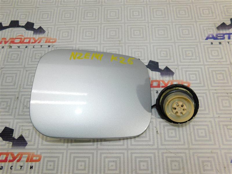 Лючок бензобака Toyota Corolla Fielder NZE141-9018138 1NZ-FE 2007