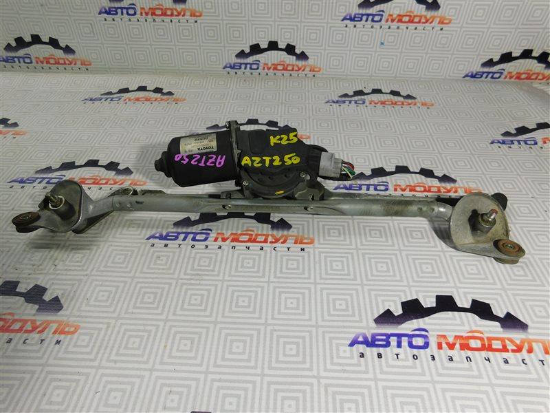 Мотор дворников Toyota Avensis AZT250-0024929 1AZ-FSE 2004 передний