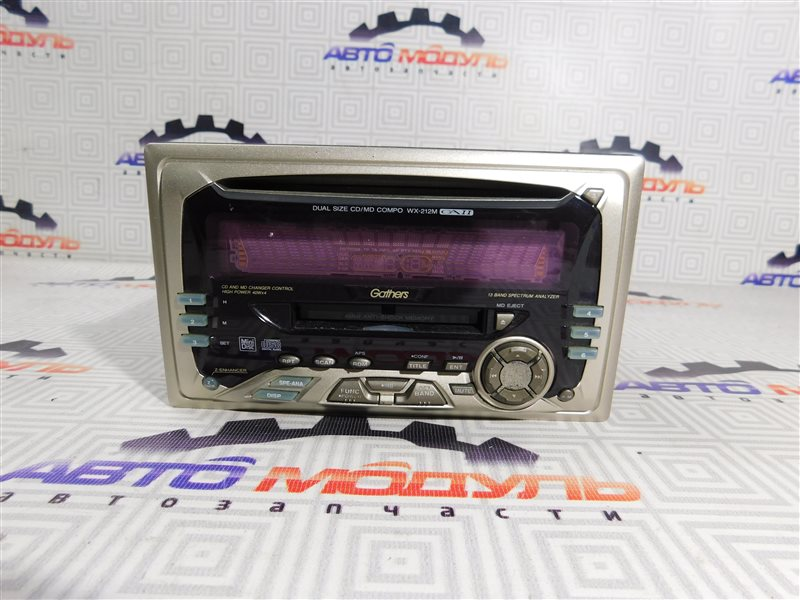 Магнитофон Honda Civic Ferio ES3-1001451 D17A 2001