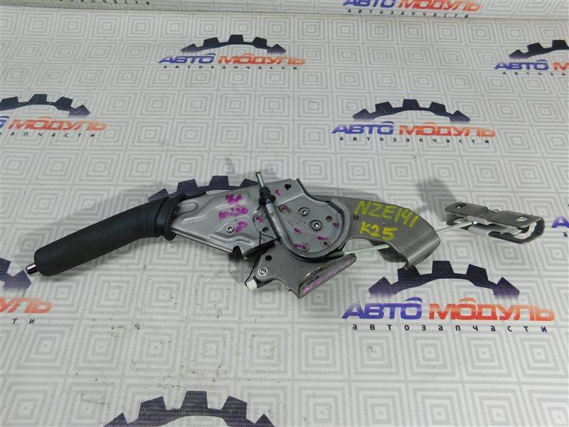 Ручка ручника Toyota Corolla Fielder NZE141-9018138 1NZ-FE 2007