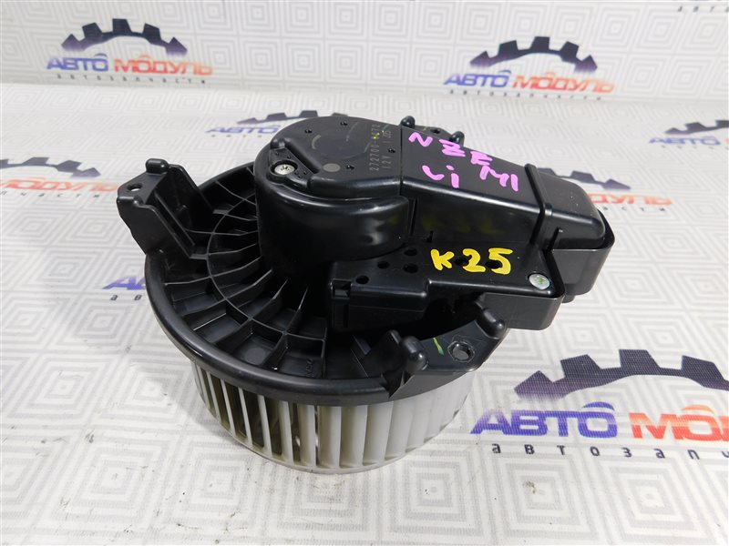 Мотор печки Toyota Corolla Fielder NZE141-9018138 1NZ-FE 2007