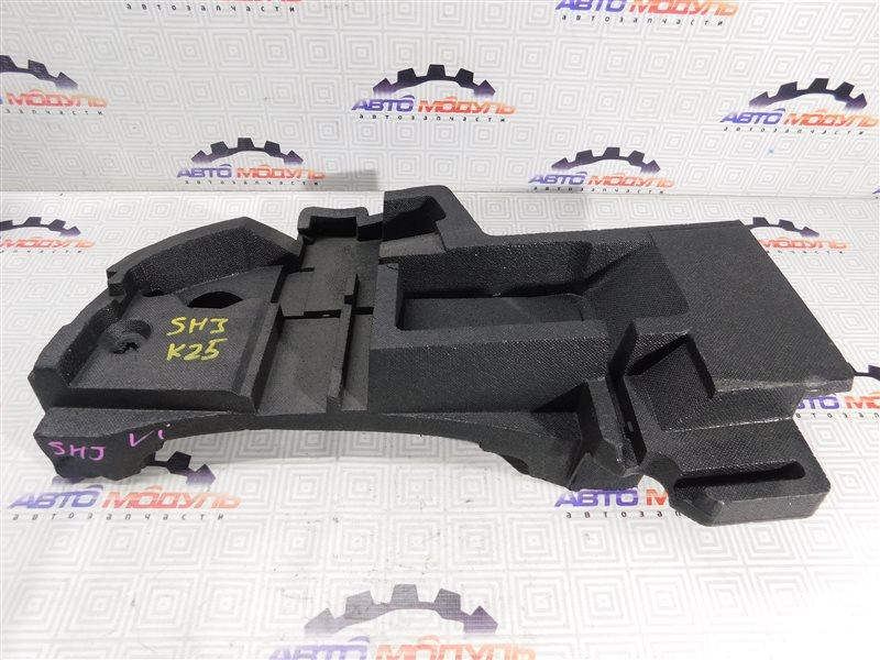 Пол багажника пластик Subaru Forester SHJ-018018 FB20 2011 левый