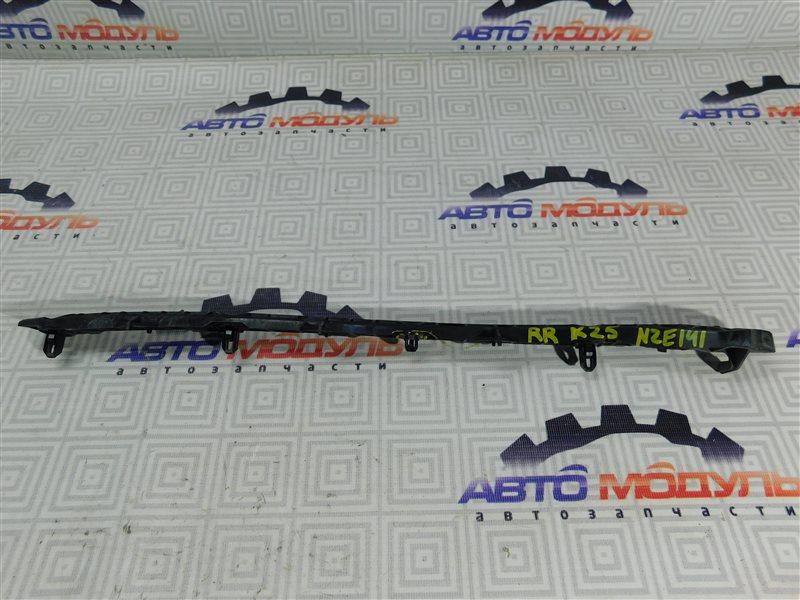 Крепление бампера Toyota Corolla Fielder NZE141-9018138 1NZ-FE 2007 заднее правое