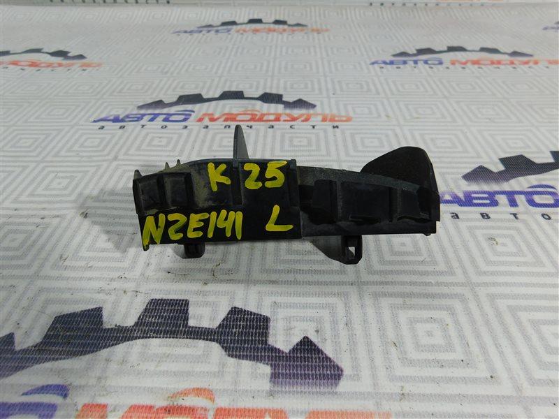 Крепление бампера Toyota Corolla Fielder NZE141-9018138 1NZ-FE 2007 заднее левое