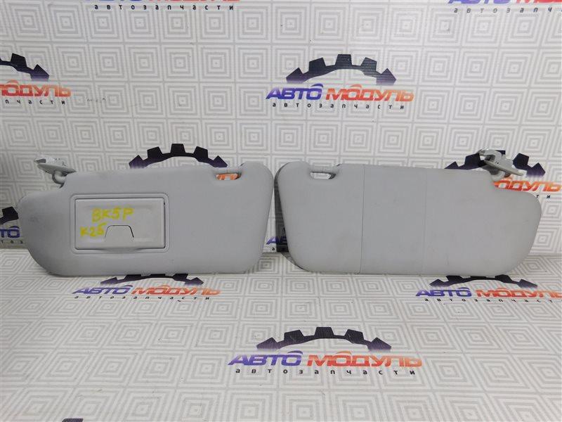 Козырек солнцезащитный Mazda Axela BK5P-210591 ZY-VE 2005