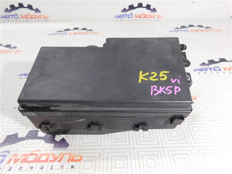 Блок предохранителей Mazda Axela BK5P-210591 ZY-VE 2005