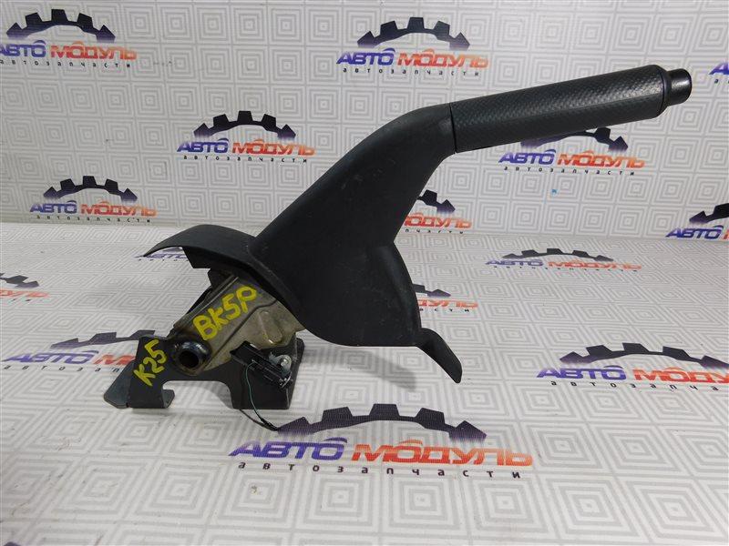 Ручка ручника Mazda Axela BK5P-210591 ZY-VE 2005