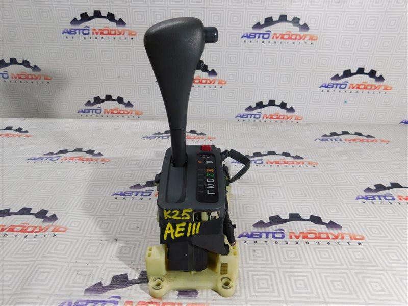 Селектор акпп Toyota Sprinter Carib AE111-7013083 4A-FE 1996