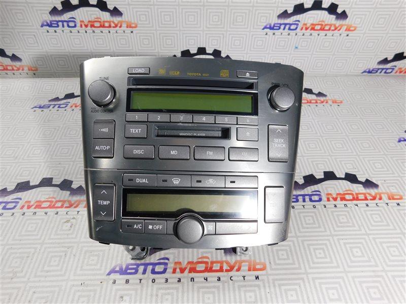 Блок управления климат-контролем Toyota Avensis AZT250-0024929 1AZ-FSE 2004