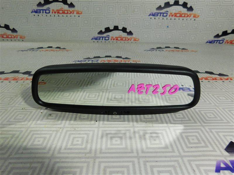 Зеркало салона Toyota Avensis AZT250-0024929 1AZ-FSE 2004