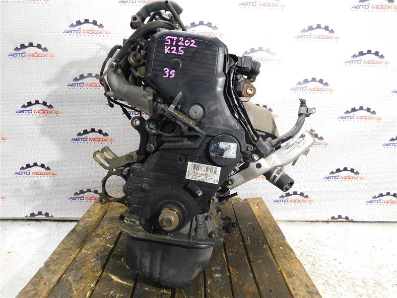 Двигатель Toyota Corona Exiv ST202-7006694 3S-FE 1993