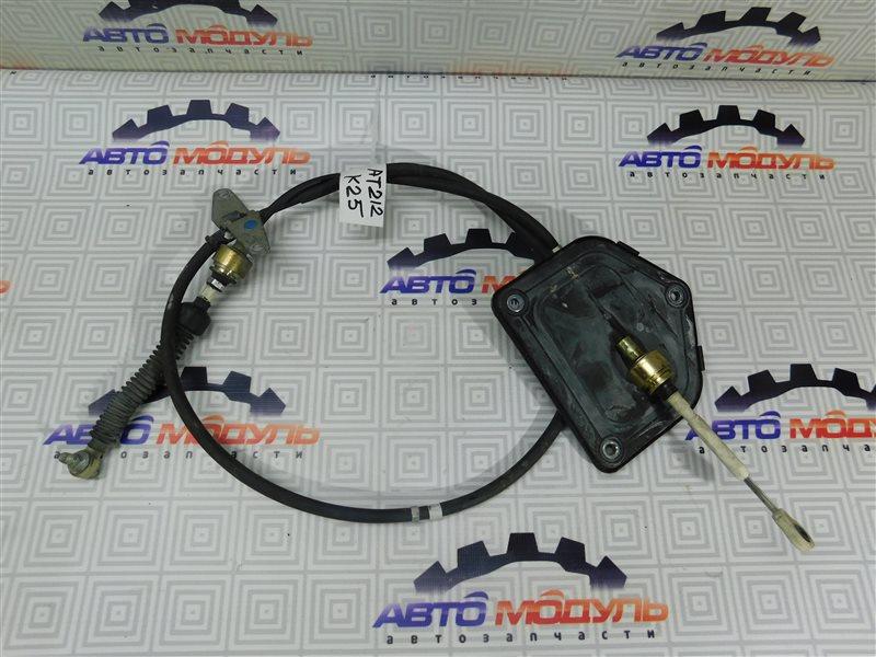 Трос переключения акпп Toyota Carina AT212-0100915 5A-FE 2001