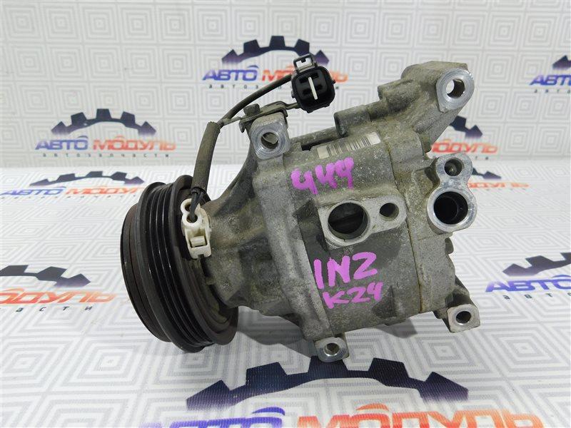 Компрессор кондиционера Toyota Porte NNP10 1NZ