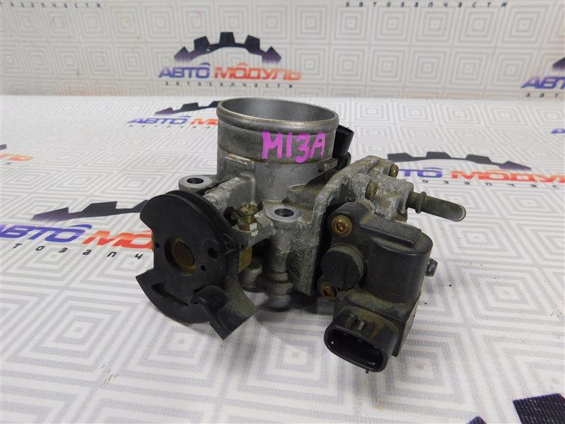 Дроссельная заслонка Chevrolet Cruze HR51S M13A