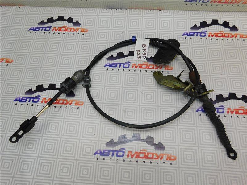 Трос переключения акпп Mazda Axela BK5P-210591 ZY-VE 2005