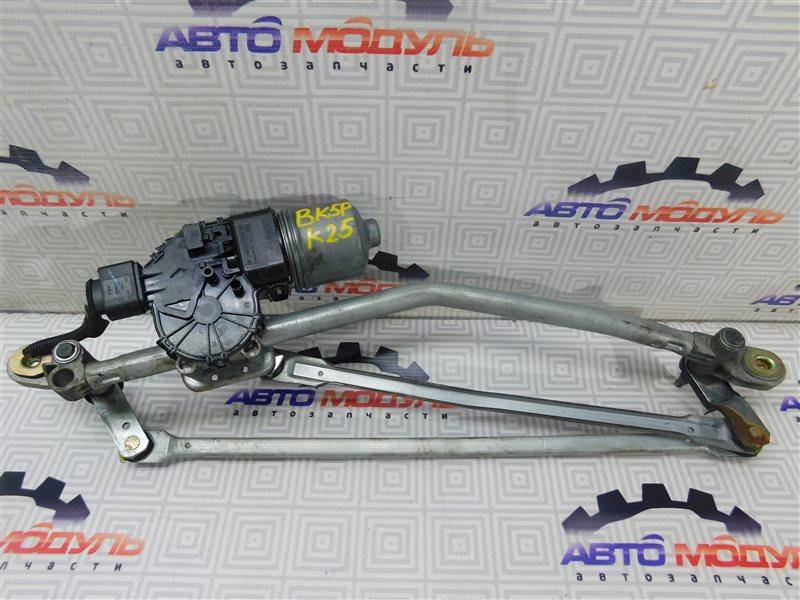 Мотор дворников Mazda Axela BK5P-210591 ZY-VE 2005 передний