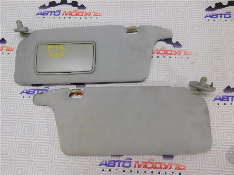 Козырек солнцезащитный Honda Civic Ferio ES3-1001451 D17A 2001