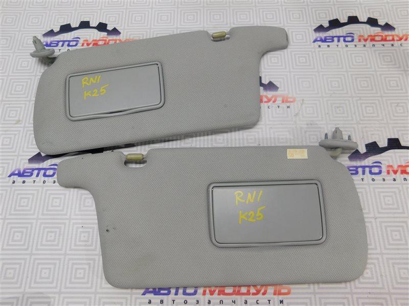 Козырек солнцезащитный Honda Stream RN1-2002877 D17A