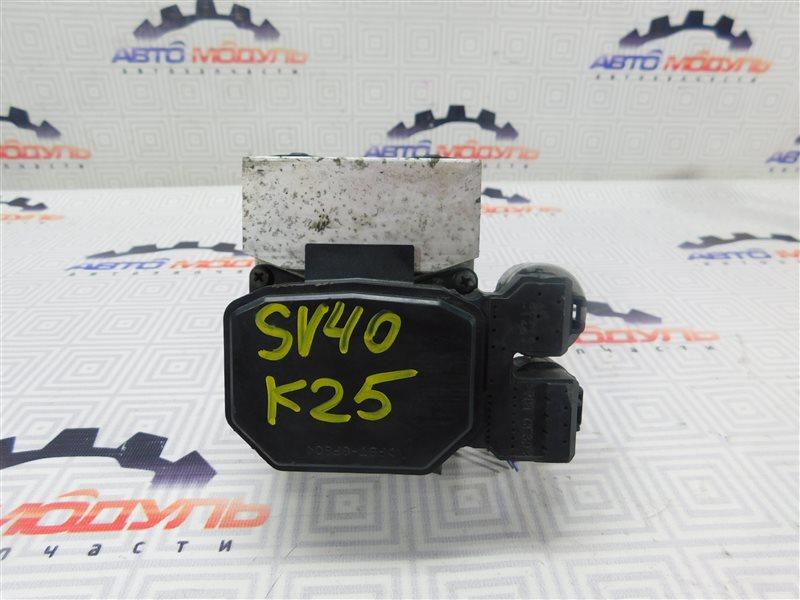 Блок abs Toyota Camry SV40-0098658 4S-FE 1996