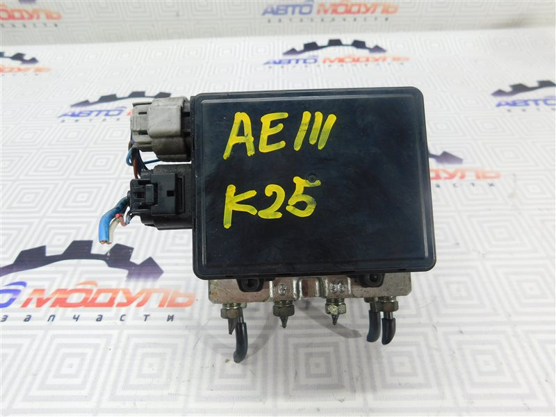 Блок abs Toyota Sprinter Carib AE111-7013083 4A-FE 1996