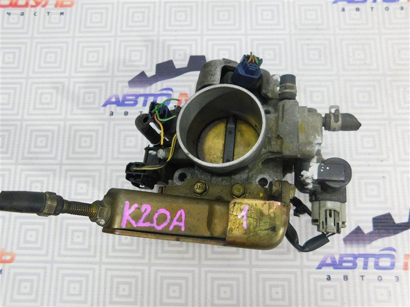 Дроссельная заслонка Honda Step Wagon RF3 K20A