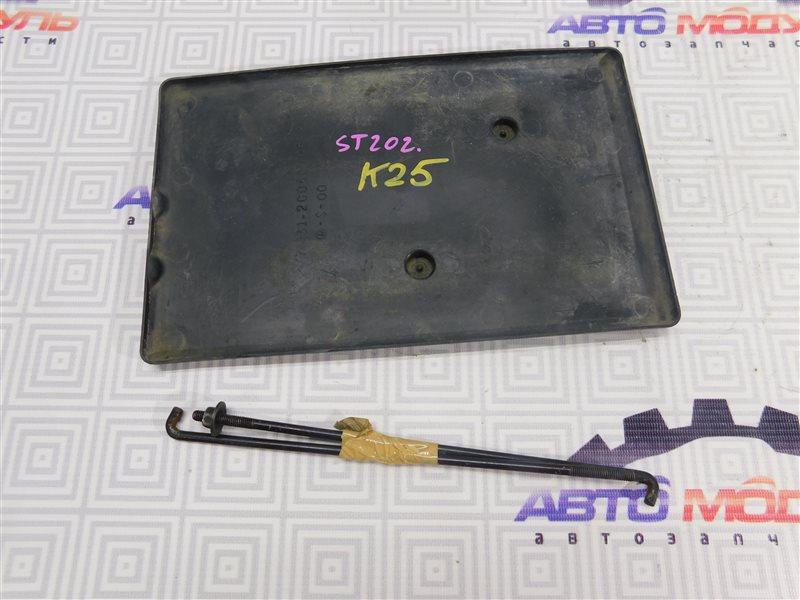 Крепление аккумулятора Toyota Corona Exiv ST202-7006694 3S-FE 1993
