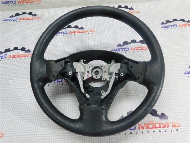 Руль Toyota Corolla Fielder NZE141-9018138 1NZ-FE 2007