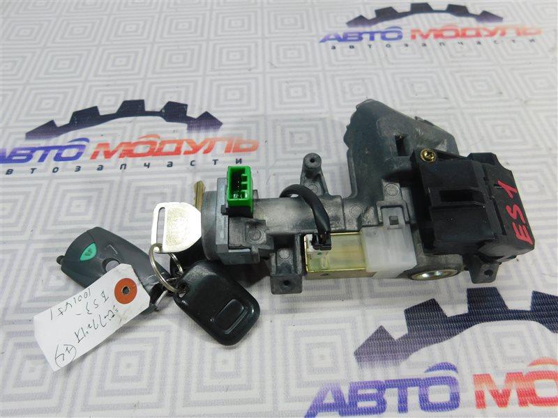 Замок зажигания Honda Civic Ferio ES3-1001451 D17A 2001