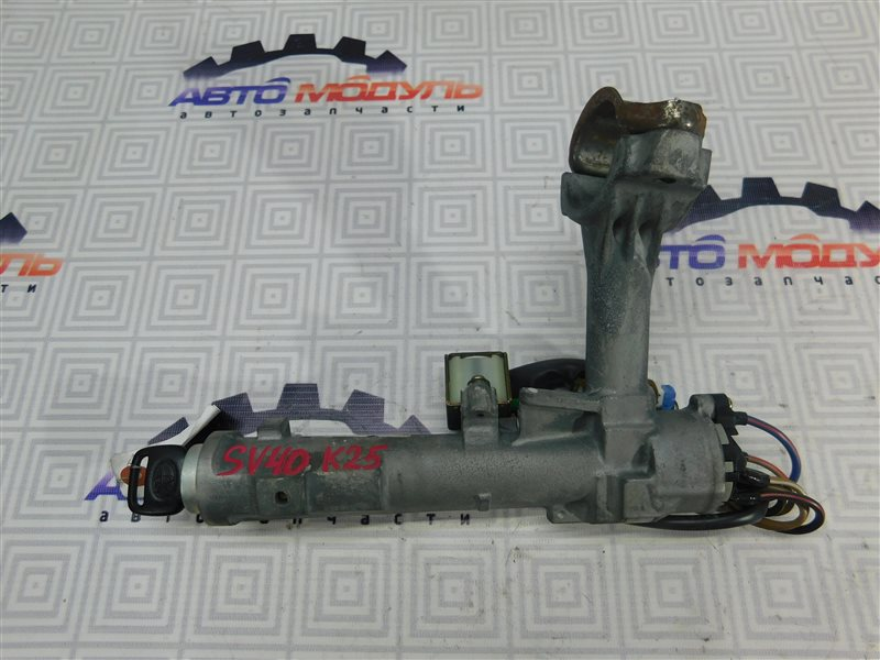 Замок зажигания Toyota Camry SV40-0098658 4S-FE 1996