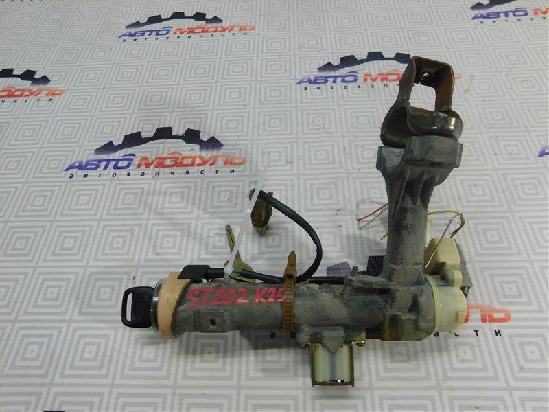 Замок зажигания Toyota Corona Exiv ST202-7006694 3S-FE 1993