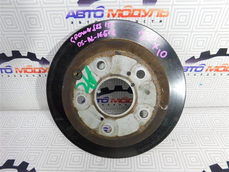 Диск тормозной Toyota Chaser JZX90 задний