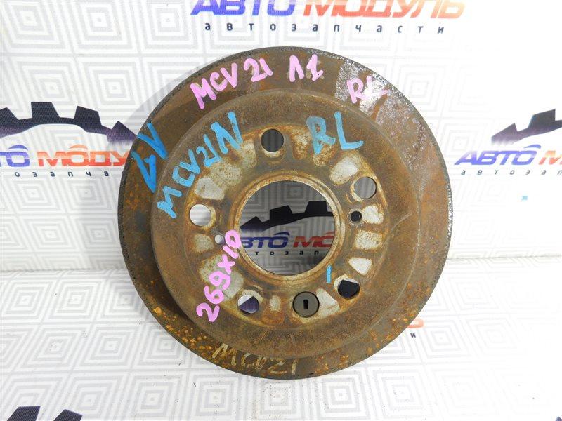 Диск тормозной Toyota Camry Gracia SXV20 задний