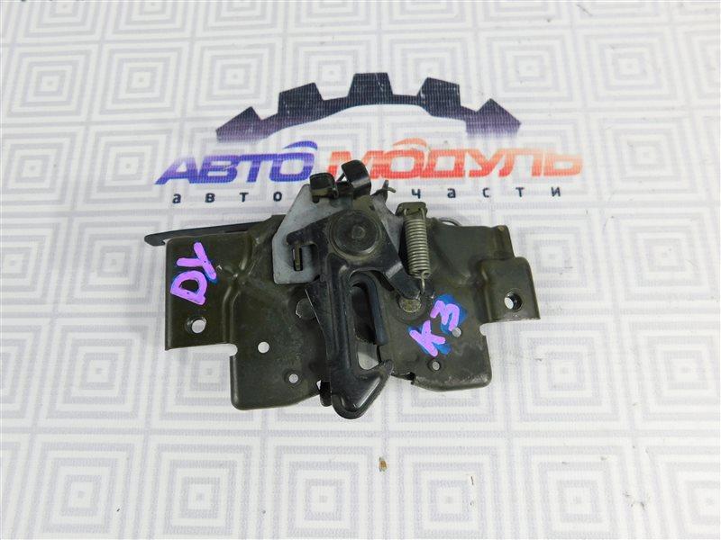 Замок капота Mazda Demio DY3W