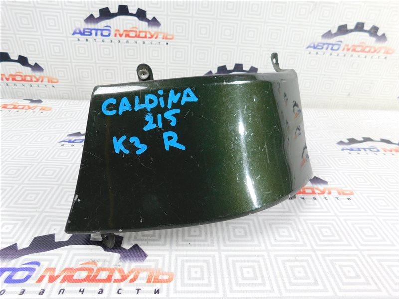 Планка под стоп Toyota Caldina AT211 задняя правая