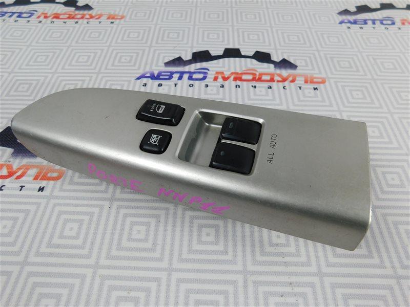 Блок упр. стеклоподьемниками Toyota Porte NNP10 передний правый