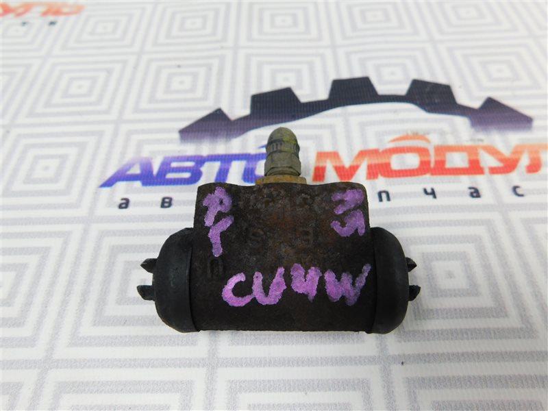 Тормозной цилиндр Mitsubishi Airtrek CU4W задний левый