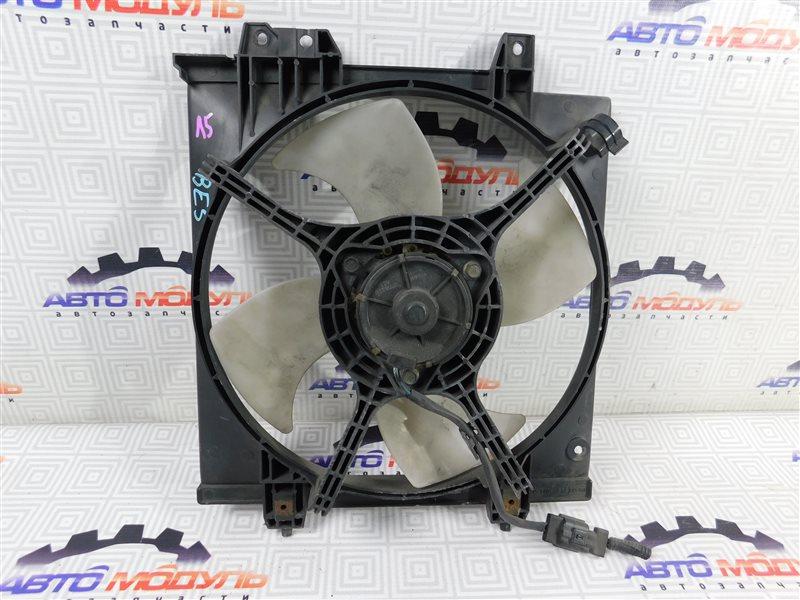 Диффузор радиатора Subaru Legacy B4 BE5 правый