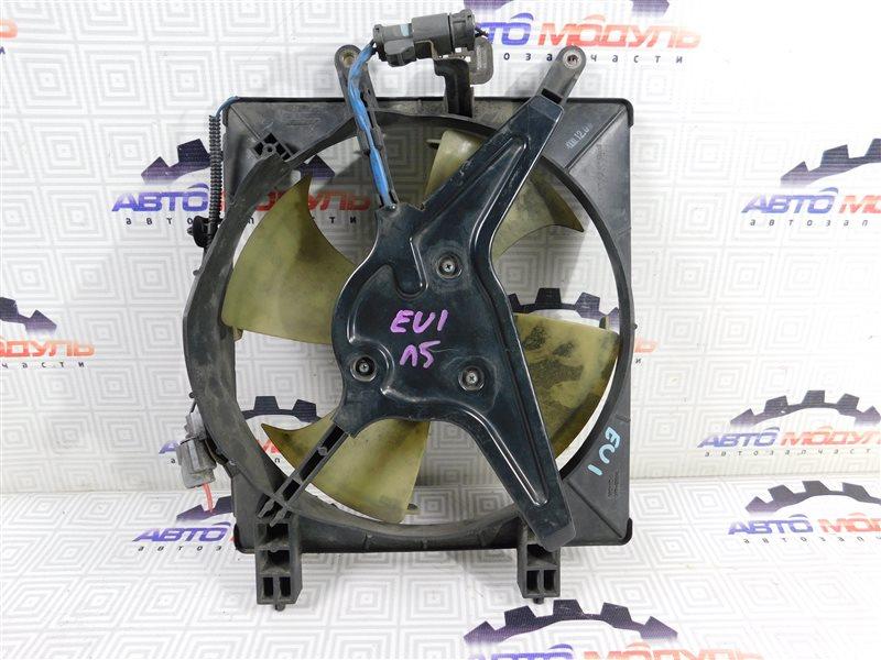 Диффузор радиатора Honda Civic EU1 D15B левый