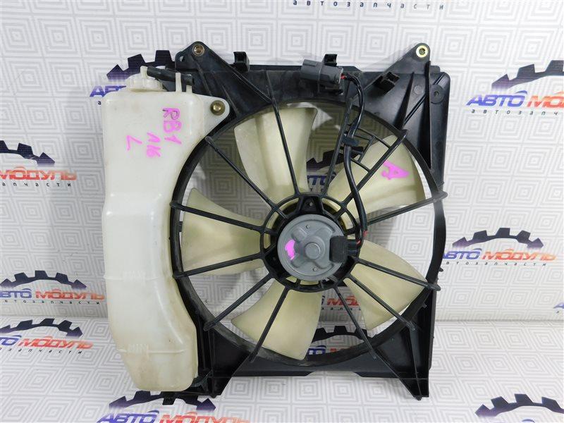 Диффузор радиатора Honda Odyssey RB1 K24A левый