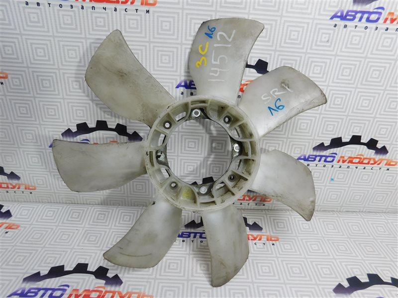 Крыльчатка вентилятора Toyota Estima Lucida CXR10 3CTE